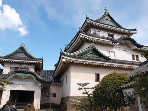 お城部ログ ~お城を攻めるお城部メンバーのブログ~-和歌山城