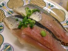 秋刀魚あぶり
