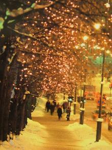 恋してます・・daybreak デッサンに・・・-メリークリスマス