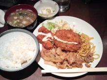 【日暮里】 「まるごとマイタウン東京」ブログ-豚肉~ポテコロイカフライ