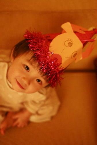 上海☆photoブログ-トナカイ帽子