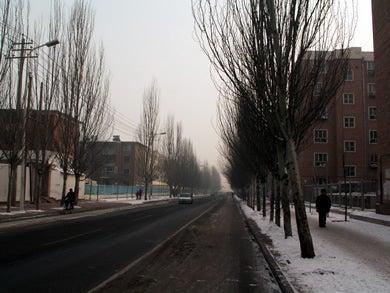 フフホトの冬
