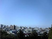 札幌市街遠景...