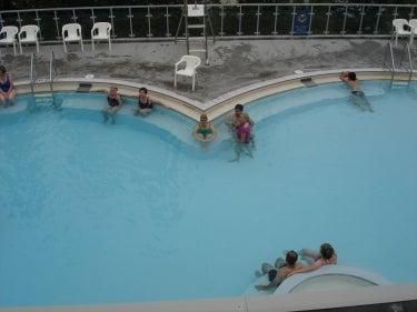 アッパー温泉(Upper Hot Springs)