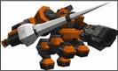 オンライン・ロボアクションゲーム「C21」