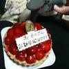 わがままモーニングで頂いたケーキ!!の画像