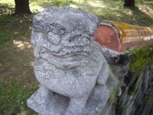 東陵公園 福陵 狛犬