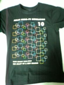 myTシャツ