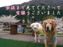 だいじなだいじな家族旅行・おしまい(^_^)/~