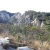 蓬莱峡 ハイキング 上流コースの画像