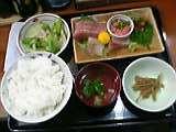丼屋の定食