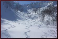 ロフトで綴る山と山スキー-シュプール