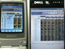 リアル株価ボード