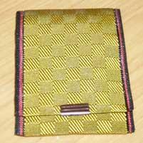 畳縁財布太閤