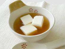 湯豆腐のみ