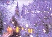 クリスマスの教会