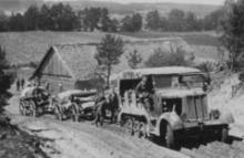 模型ブログ・WW2・ドイツ軍・ハーフトラック