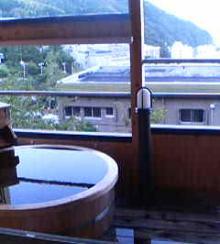 部屋つき温泉♪