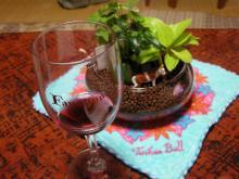 ワインと植物