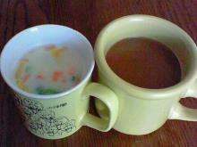 カップシチュー&コーヒー
