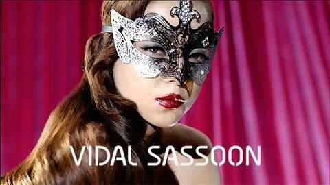 安室 Vidal Sassoon