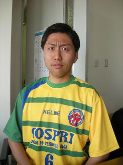 No.6 小山 太一 | ゴスプリ Gospri フットサルチームのブログ