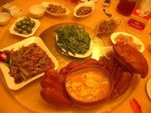 唐宋府の料理