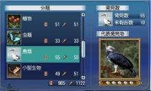苺ちゃんの気ままな大航海日記-鳥類未報告件数10件