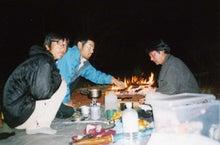 3人でブッシュキャンプ