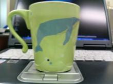八景島マグカップ(裏面)