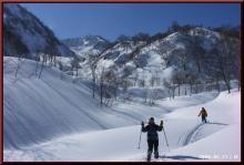 ロフトで綴る山と山スキー-イェーィ!