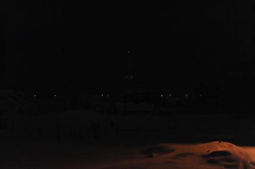 北海道の野生動植物写真-夜景