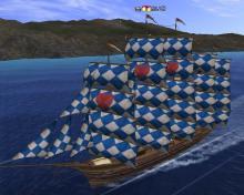 苺ちゃんの気ままな大航海日記-あいりにハート紋章