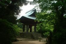 神武寺の鐘楼